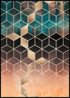 Dream Cubes Poster