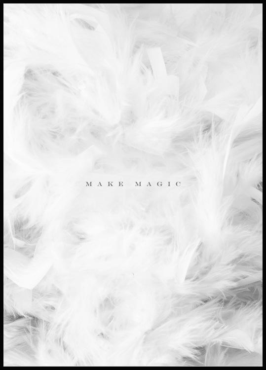 Make Magic Poster